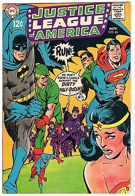 Justice League of America #66, Very Fine Condition