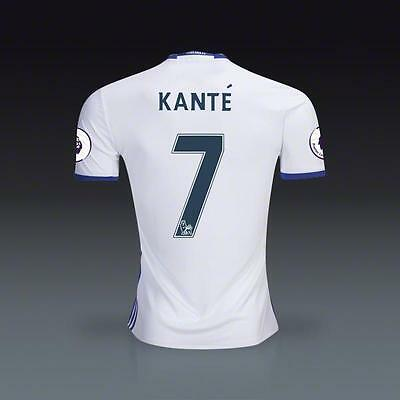 KANTE Chelsea Third Soccer jersey in Sz M