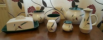 Denby Pottery Green wheat Various Items    (pt7)