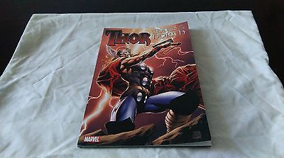 Thor - Wolves Of The North Marvel Tpb - Mint Condition. 2011      Marvel Comics
