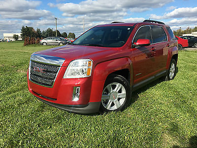 2014 GMC Terrain SLT V6 AWD 2014 GMC Terrain SLT-1 V6 AWD loaded nice and clean like new with rebuilt title!
