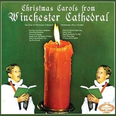 Christmas Carols from Winchester Cathedral - vinyl
