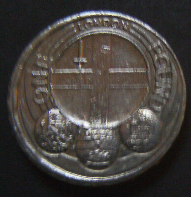 £1 COIN 2010 LONDON £1 One Pound Coin  Capital Cities Coins 2010