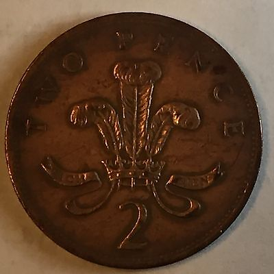 1985 2 New Pence