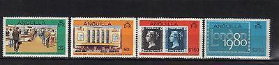 Anguilla. London Stamp Show 1980 Mnh