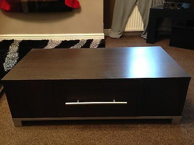 Walnut Sideboard, TV Stand And Cabinet