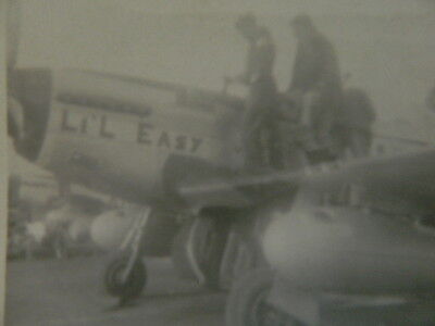 P-51D 'Lil Easy' 20th FG 55th FS pilot Capt. Ford
