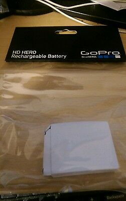 GoPro Original HD Hero  Rechargeable Battery Ion AHDBT-002