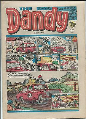 Dandy Comic number 1997 , March 1st 1980