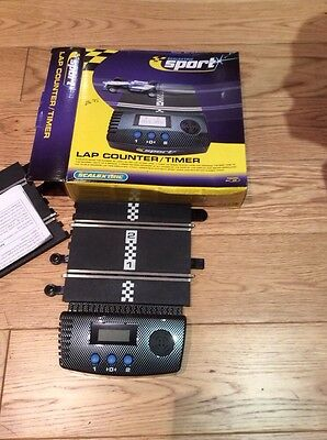 Scalextric Lap Counter/Timer