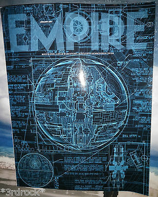 Empire #331 Jan 2017, Rogue One: A Star Wars Story, U.k. New.sealed.