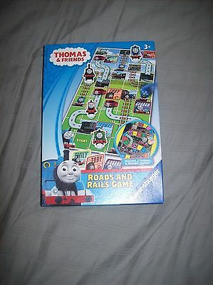 Thomas & Friends - Roads & Rails game by Ravensburger, 3+