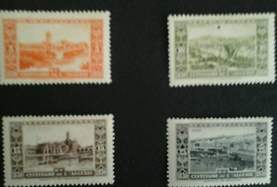 Algeria 1930 Centenary of French Occupation SG93-105
