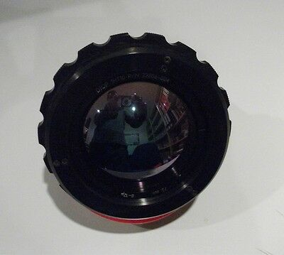Germanium Lens Diop 75mm dia for Thermal Camera Imager IR Infrared Night Vision