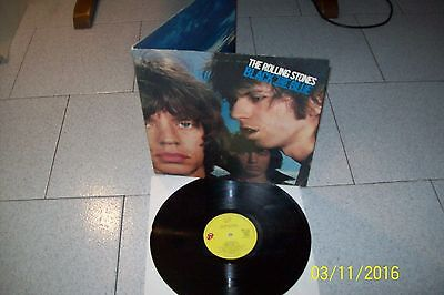 The Rolling Stones Black And Blue/ Rs W  59106/ 1976 Ita