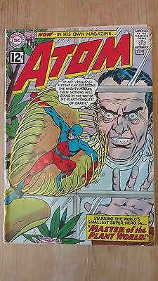 ATOM #1 Jun-Jul 1962 Gardner Fox Gil Kane