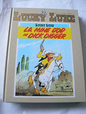 LUCKY LUKE.   LA MINE D'OR de DICK DIGGER