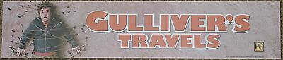 Gulliver's Travels, Large (5X25) Movie Theater Mylar Banner/Poster