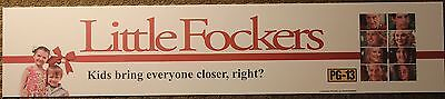 Little Fockers, Large (5X25) Movie Theater Mylar Banner/Poster