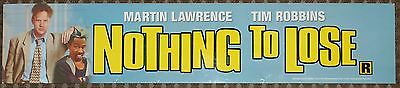 Nothing to Lose, Large (5X25) Movie Theater Mylar Banner/Poster