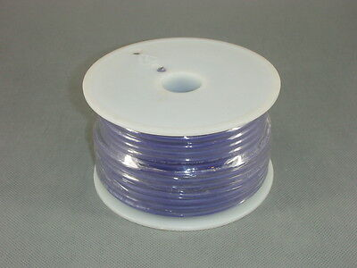 GS Racing 12 AWG/Gauge Ultimate Giga-V Silicone Wire, 665/0.08mm, 100 feet, Blue