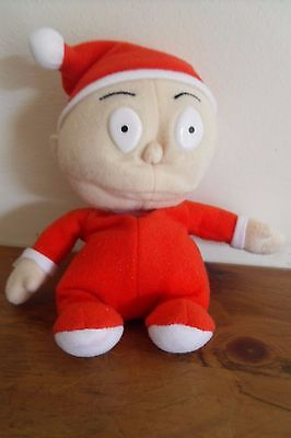 Chrtistmas Tommy - Rugrats plush soft toy from Mattel