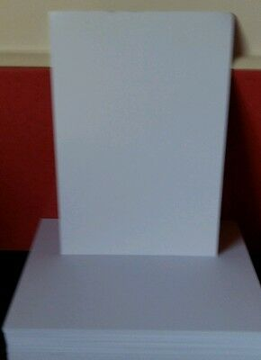 50 Sheets A4  Diamond  White Smooth 250Gsm Card