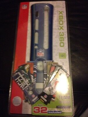 Xbox 360 NFL Faceplate Brand New