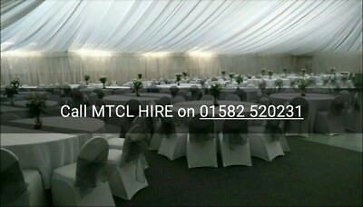 Marquee, Table, Chairs & Lights for Hire