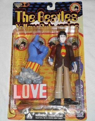 NEW The Beatles Yellow Submarine Paul McCartney Action Figure McFarlane Toys