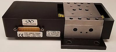 Newport CTS25 Compact Motorized Precision Linear Stage