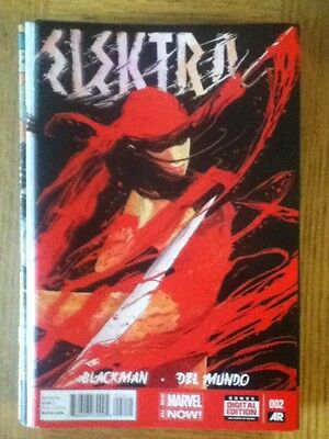 Elektra issue 2 (VF) from July 2014 - postage discounts apply
