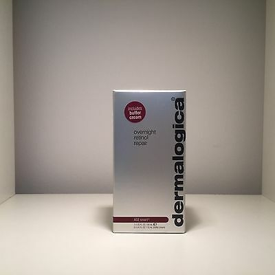 Dermalogica Age smart Overnight Retinol Repair 30ml + Buffer Cream 15ml