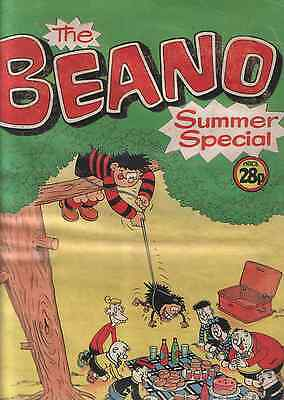 The Beano Summer Special 1980:published By D.c.thomson