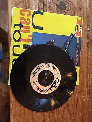 """MC Hammer - U can't touch this 7"""" vinyl"""