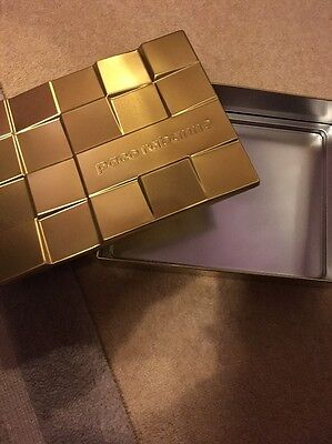 Paco Rabanne Empty Tin Gold In Colour