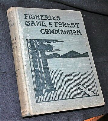 Fisheries, Game and Forest Commission State of NY - 1897 Second Annual Report  #