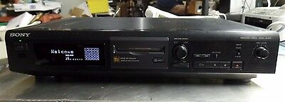 Sony Minidisc deck MDS-JE320 Digital Recorder/player.