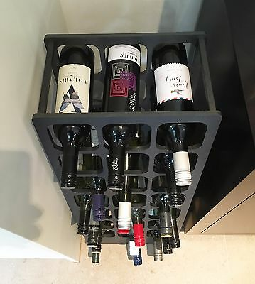 Wine Rack - Custom Made - PRICE REDUCED TO SELL!!