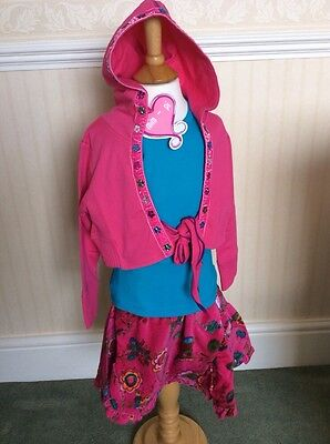 BNWT Girls 3 Piece Outfit By Mim-Pi (4 Years) **BARGAIN**