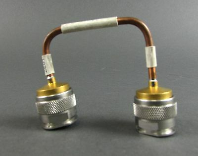 Cable Assy On .141 2 Sealectro N Male / Plug 75 Ohm Connectors