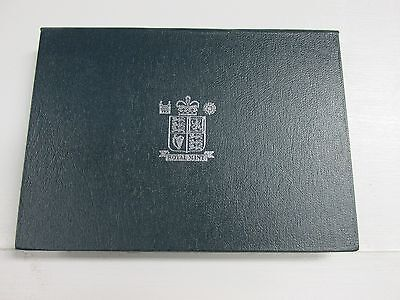 1993 Royal Mint United Kingdom Proof Coin Collection w/COA