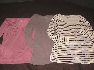 GAP Maternity Size Small Knit Tops Lot Fall Winter Clothes Lot