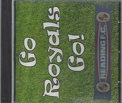 Reading F.C. Go Reading Go! The Official Song Of Reading F.C. RARE CD EX