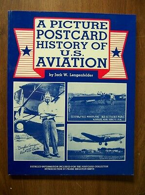 AVIATION POSTCARDS 1903-1980s - RARE POSTCARDS - FASCINATING HISTORIES