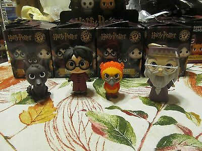 Funko Mystery Minis Harry Potter Barnes & Noble  Exclusives Set of 4