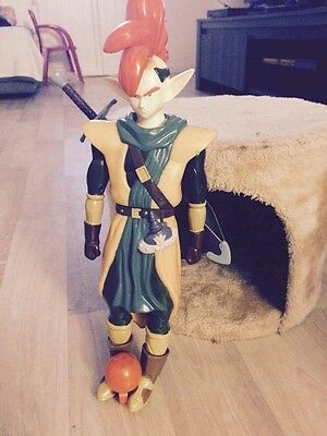 Figurine Musicale Dragon Ball Z Super Guerrier N°1 Tapion Ab Toys Rare 40Cm