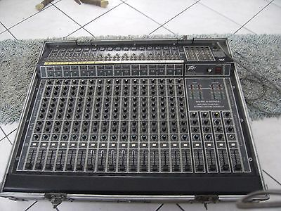 **Peavey** Mark 111 Series** 16 Channel Stereo Mixing Console