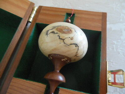Hand Carved Wooden Ornaments