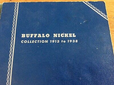Vintage and Rare Buffalo Nickels 1916-1925-S